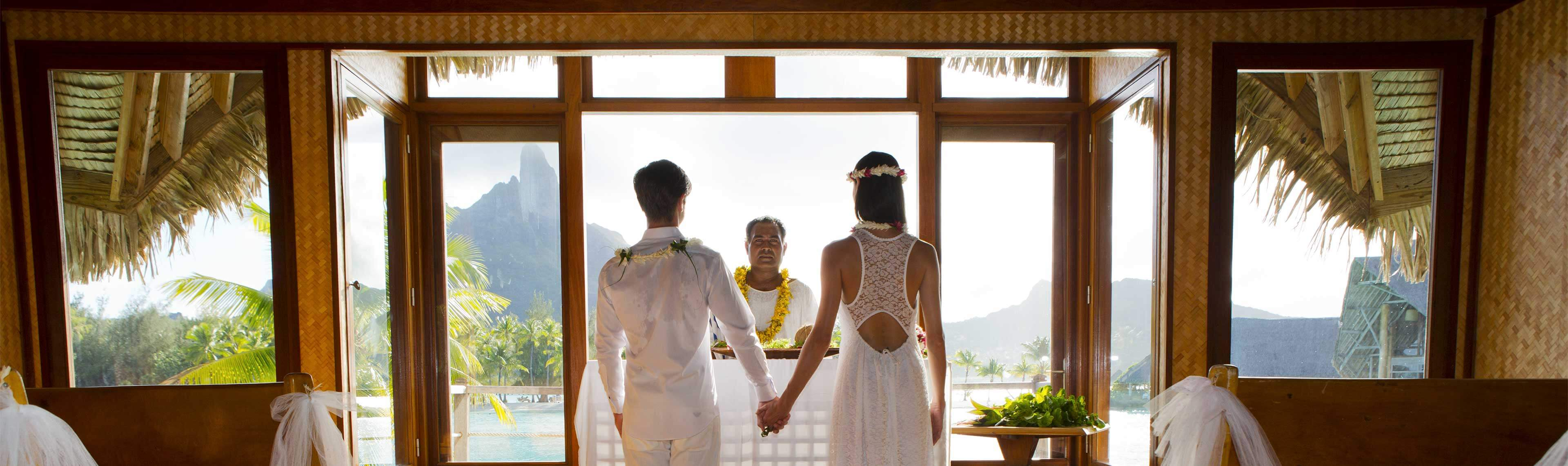 getting married tahiti