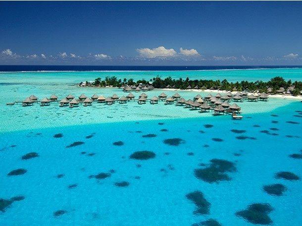 Papeete, Bora Bora e Rangiroa – Intercontinental & Kia