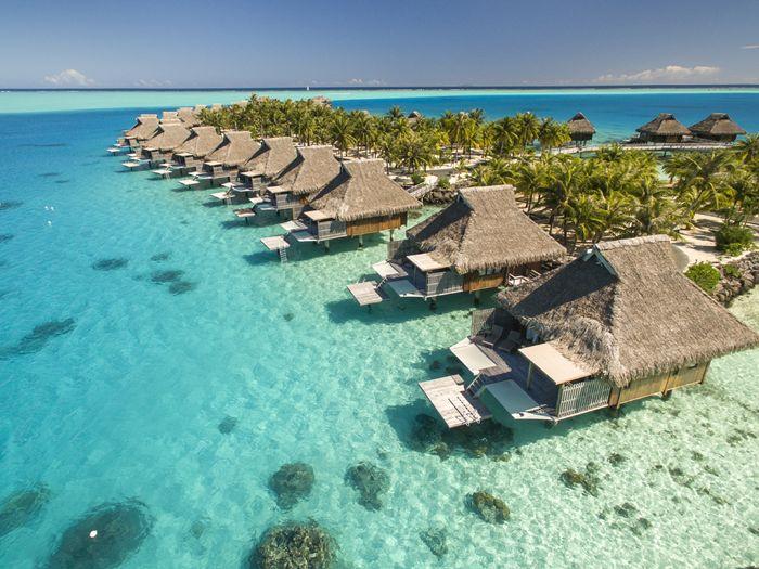 Papeete, Taha'a e Bora Bora – 7 noites
