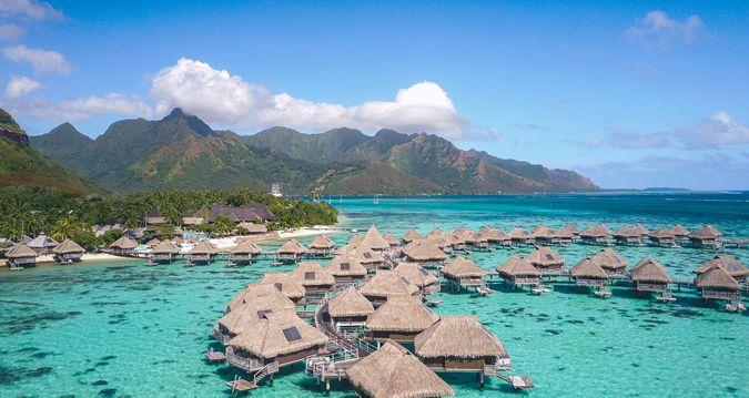 O Melhor do Tahiti em Yatch Privativo – 9 noites