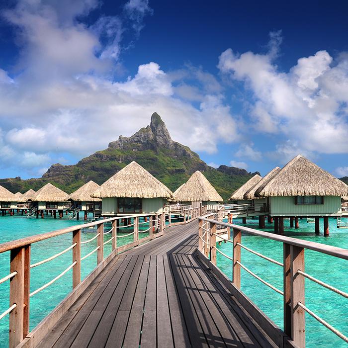 Papeete & Bora Bora – Le Méridien